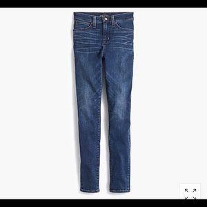 NWT J Crew Curvy Skinny Jeans
